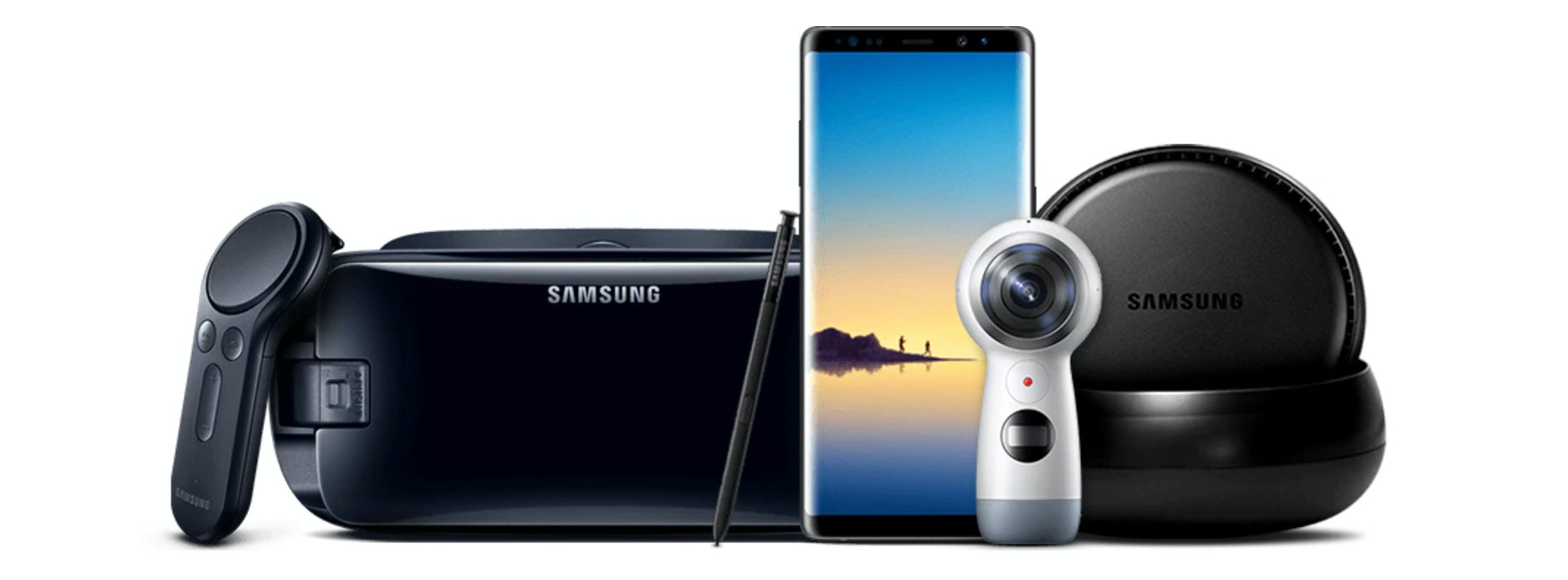 Samsung Products at Harvey Norman