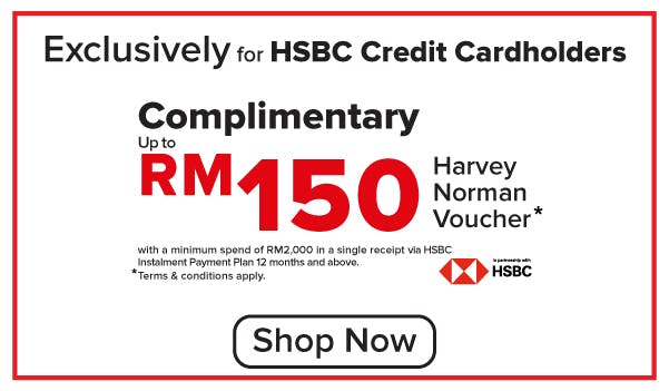 Catalogues and Promotions | Harvey Norman Malaysia